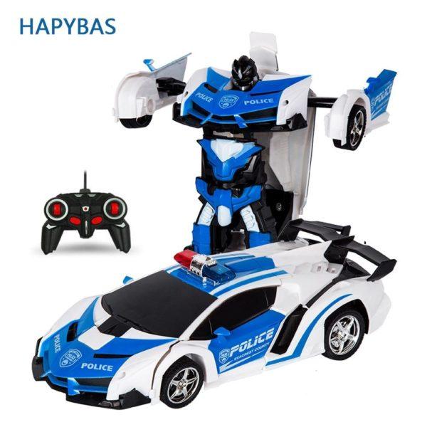 Voiture robot télécommandée